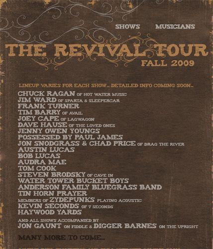 Revivaltour2009