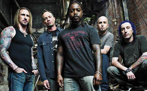 Sevendust-band